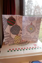 homemade gift bags, so much fun to make