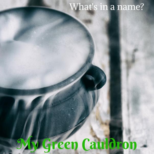 My Green Cauldron