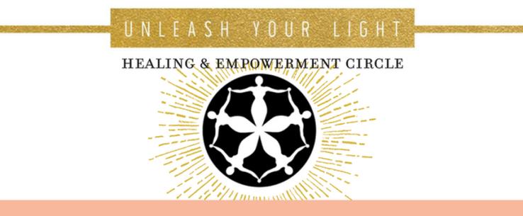 unleash your light circle