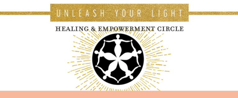unleash your light circle