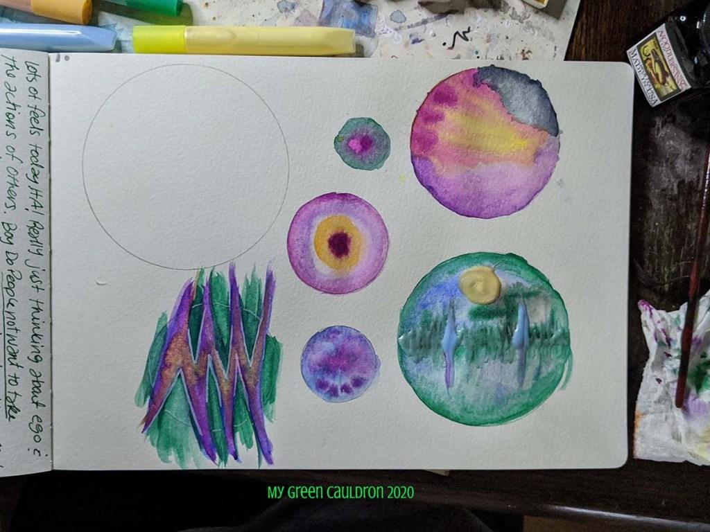 ego-centric circles